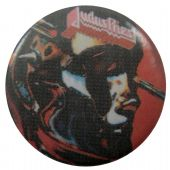 Judas Priest - 'Stained Class' Button Badge